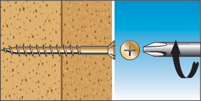 Self Drilling Particalboard Screws