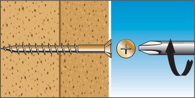 Self Drilling Plasterboard Screws